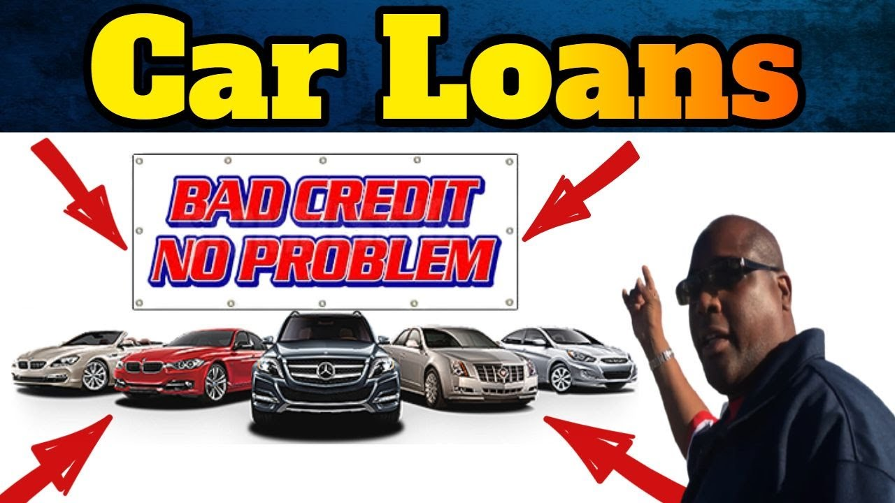 Best Car Loans For Bad Credit And No Credit Check 2021