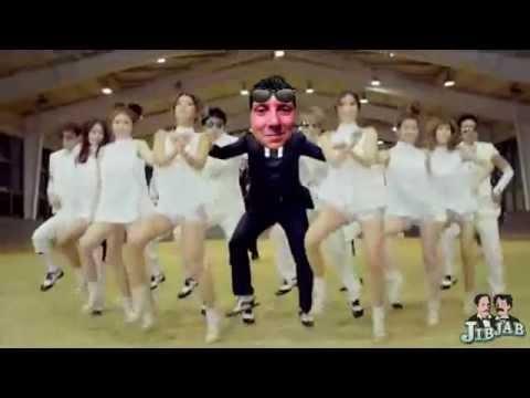 JibJab Gangnam Style