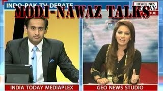 INDO-PAK Tv debate