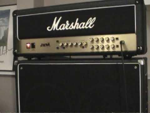 Marshall JVM 205H OD Orange