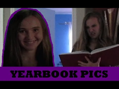 HOW TO GET OVER AN UGLY YEARBOOK PICTURE
