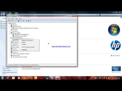 How to disable and enable your CD drive window 7