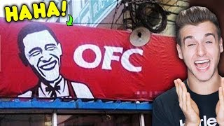 Hilarious Chinese Rip Offs