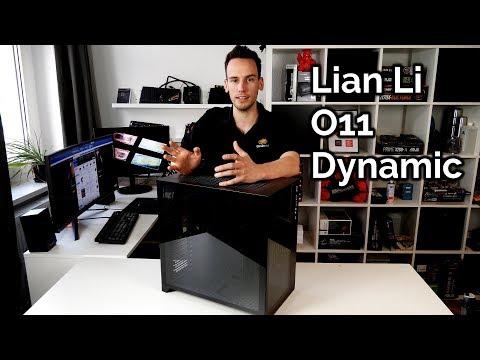 ENDLICH! Lian Li O11 Dynamic + Factory Footage (de)