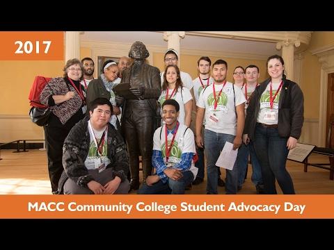 MACC Community College Student Advocacy Day | 2017