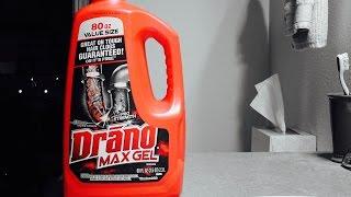 Drano Max Gel Review Demo