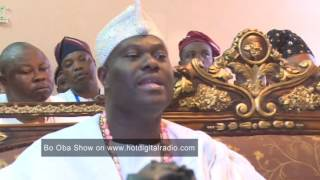 KING OF ILE IFE CALLS ON GA CHIEFS