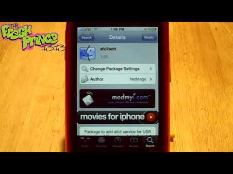Fix 3.1.2 SSH Problem/Issue for iPhone/iPod Touch Jailbroken with Blackra1n