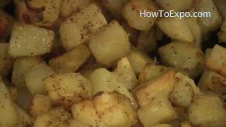 Home Style Fried Potatoes Home Fries