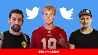 Jake Paul & Tory Lanez SONG? #DramaAlert VitalyzdTv VS Joey Salads IRL!!