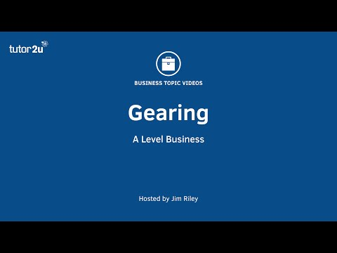Ratio Analysis - Gearing