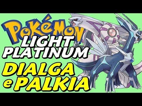 Pokémon Light Platinum (Detonado - Parte 57) - Dialga e Palkia