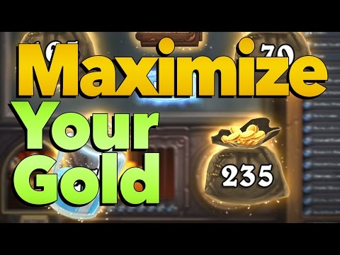 [Hearthstone] How to Get Gold Fast and Maximize Your Gold (Beginner's Guide)