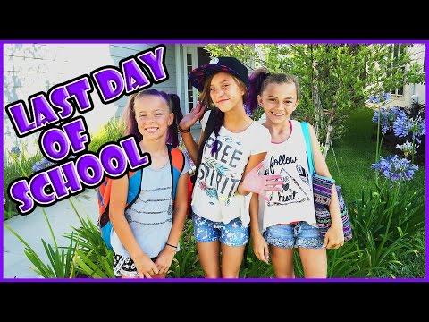 LAST DAY OF SCHOOL 2016   TYLER UPDATE   We Are The Davises