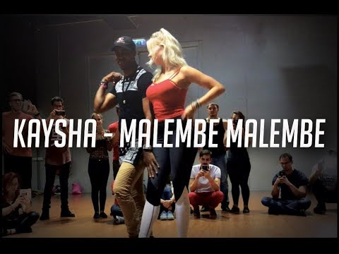Kaysha - Malembe Malembe Remix by Stezy & SamySam