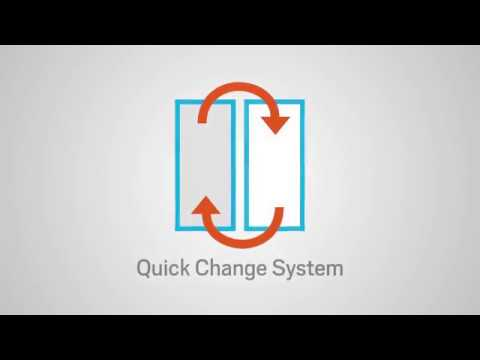 Andersen 10 Series Quick Change System – How to Change From Glass to Insect Screen Panel