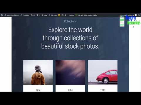 How To Create a Stunning Sales Page Using The Free Divi Landing Page Kit In Wordpress