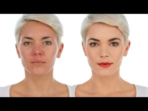 Makeup Tips for Redness and Rosacea - Simple Statement Look