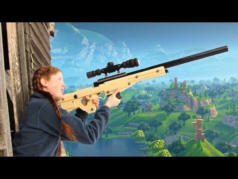 LEGO Fortnite Bolt-Action Sniper Rifle