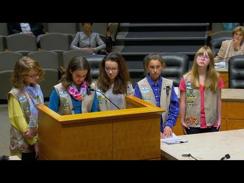 Meet the group of Girl Scouts behind a new Colorado law