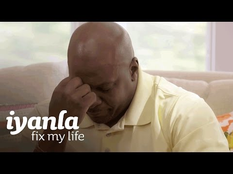 A Father with Substance Abuse Problems Explains His Trouble with Rehab | Iyanla: Fix My Life | OWN