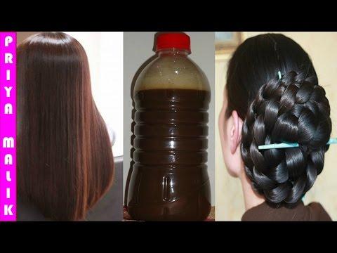 How to get Long Hair, Soft Hair, Smooth Hair and Healthy Hair in few Days ||Homemade Natural Shampoo