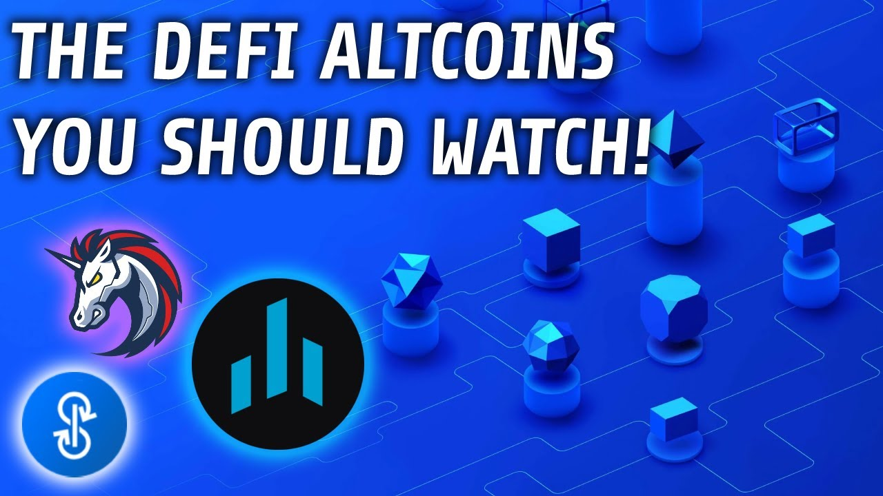 DeFi Altcoins Set To Surge | Here Are The Plays I'm Watching