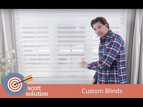 Scott Solution - Custom Blinds