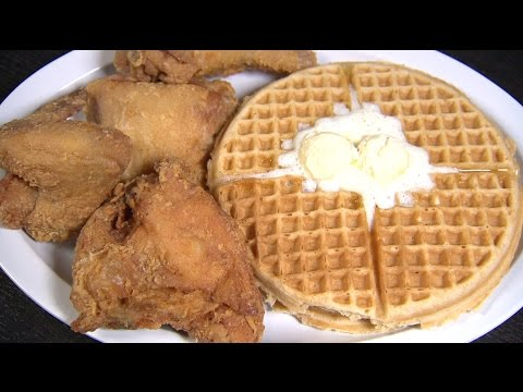 Chicago's Best Waffle: Chicago's Home of Chicken & Waffles