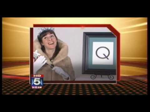 Helping Autistic children to write ABCs--Susan Ellis on Good Day Xtra Atlanta
