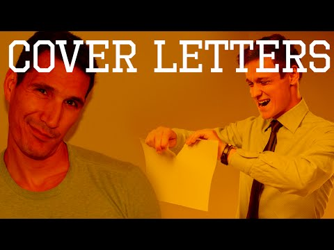 What Makes A Professional Cover Letter PERFECT?