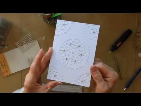 Monochrome Card