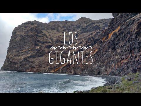 Hiking Los Gigantes, Tenerife 🏞️
