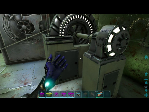 How to turn on Electrical Generator - ARK Survival Evolved