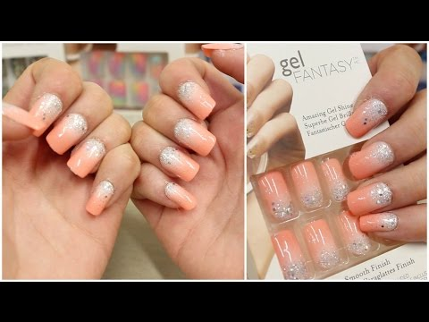 How to apply false nails at home and my favourite nails| Dramaticmac