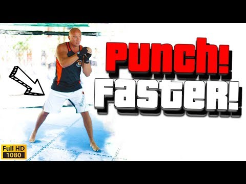 Punch Faster: Learn How To Fight.