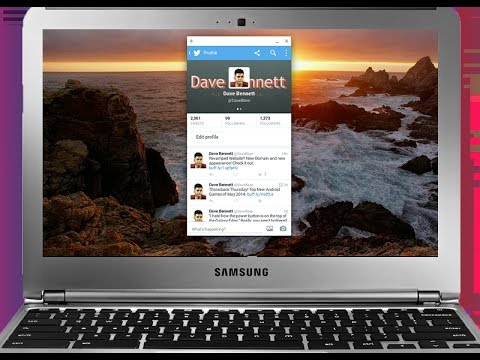 How to Run Android Apps on Chromebook
