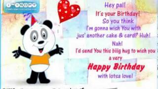Animated Happy Birthday Greeting Cards