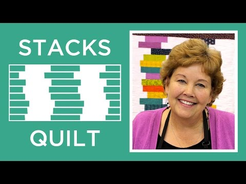How to Make The Stacks Quilt
