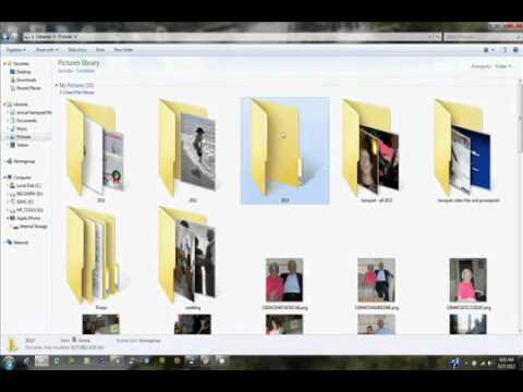 How to transfer photos from iPhone to PC - GoldenYearsGeek.com