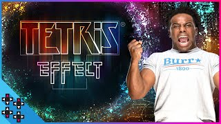 TETRIS EFFECT takes us on a journey! - UpUpDownDown Plays