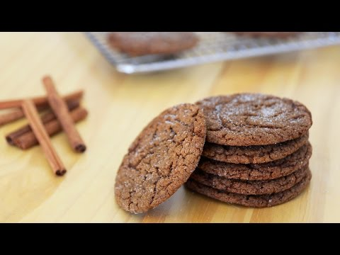 Ginger Spice Cookies - Marcel Cocit - Love At First Bite Episode 31