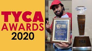 TYCA Awards Hyderabad | Latest Telugu Pranks | FunPataka
