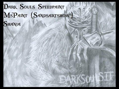 DarkSouls 2 Speedpaint