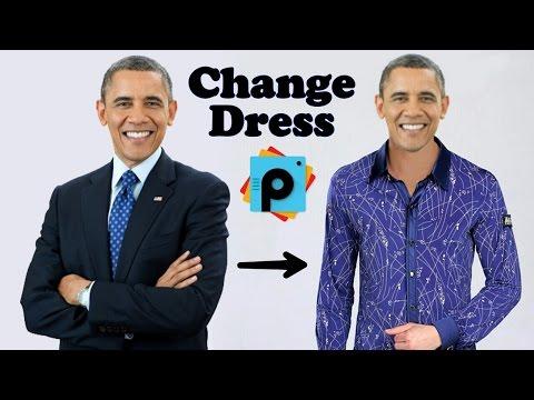 PicsArt Editing Tutorial | How to Change Dress ( Get-up ) Clothes in Picsart | PicsArt Best Editing