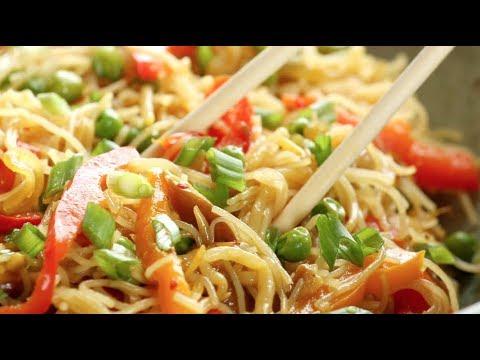 Stir Fried Singapore Noodles