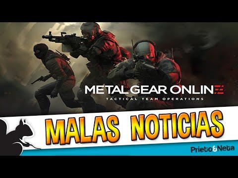 SORPRESA | Konami congela la beta de Metal Gear Online 3 en PC !!!