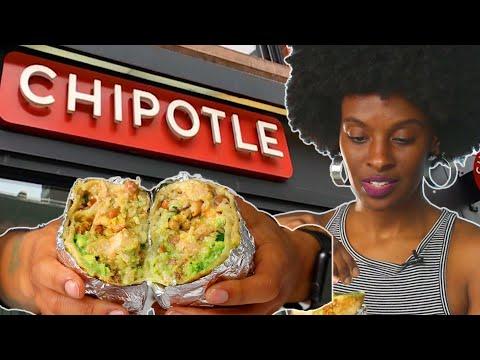 Chipotle Burrito Hack Taste Test