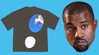 Designing Merch for Kanye West