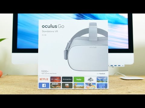 Oculus Go Unboxing and First Impressions